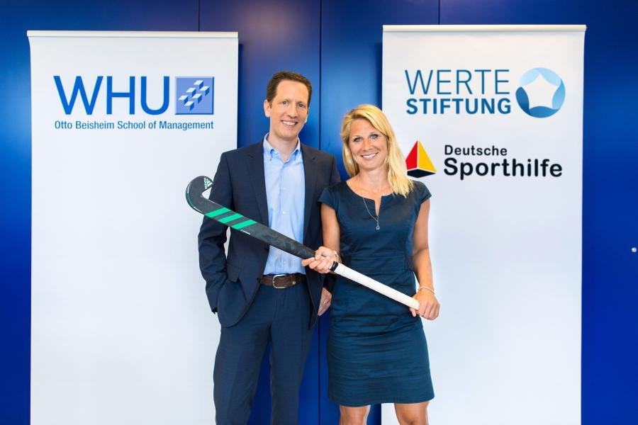 2017_Prof. Sascha Schmidt, Eileen Hoffmann (Foto WHU)